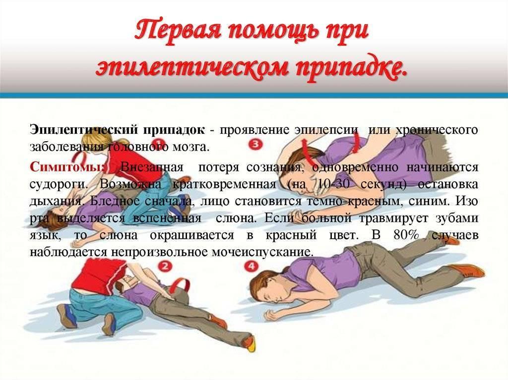 Судорожный синдром у детей: симптомы и помощь при судорогах