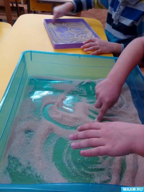 Программа  коррекционно – развивающих занятий с использованием песочной терапии
