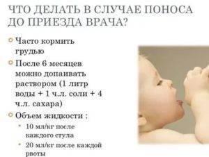 Понос при прорезывании зубов у детей: сколько держится?