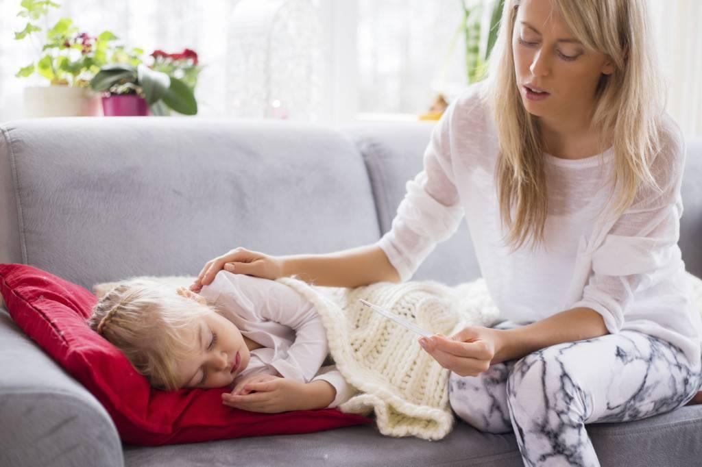 Судороги у детей: как справиться с тревожным симптомом?