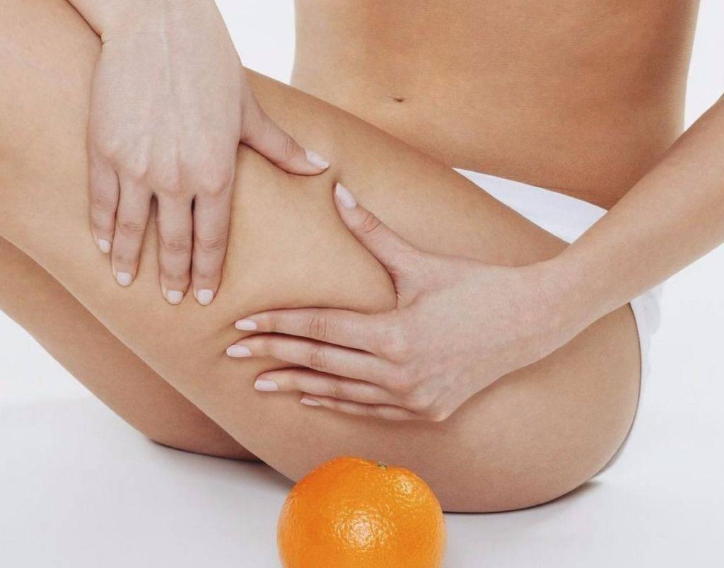 Антицеллюлитные массажи с обертыванием