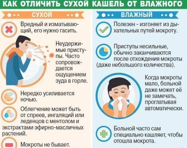 4 действенных способа как быстро снять приступ кашля у ребенка