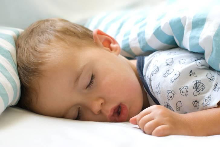 Ребенок дышит ртом ночью во сне или днем: каковы причины и что делать?
