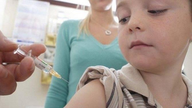 Можно ли делать прививки акдс и против полиомиелита одновременно