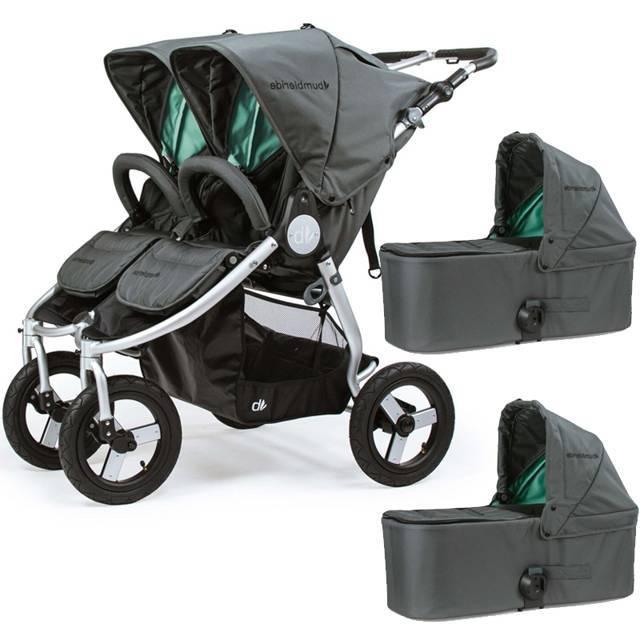 Как выбрать идеальную коляску для двойни