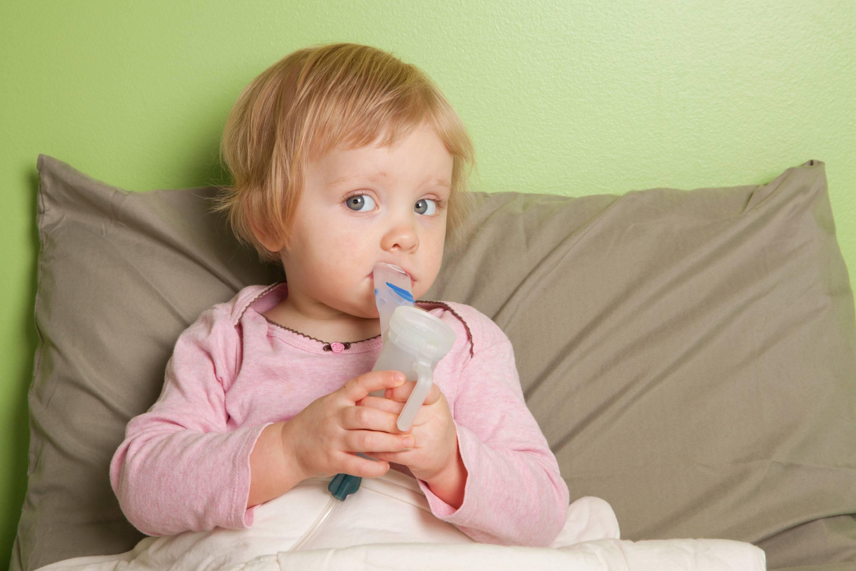 Можно ли при температуре делать ребенку ингаляции небулайзером