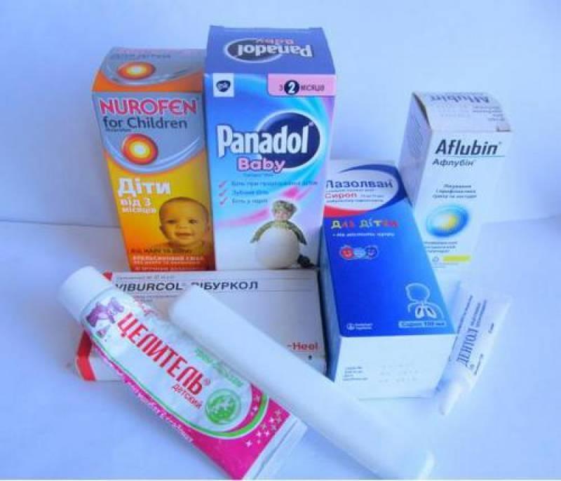 Недорогие, но эффективные противовирусные препараты для детей