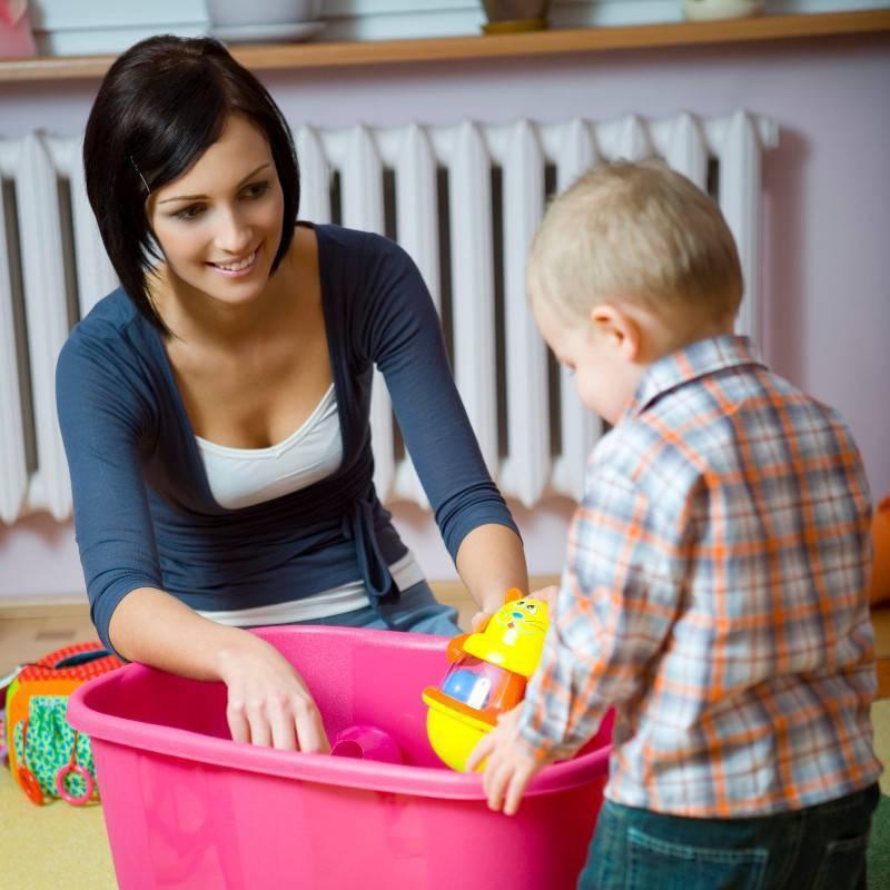 Как приучить ребенка к порядку. психология и воспитание от 1 до 3 лет
