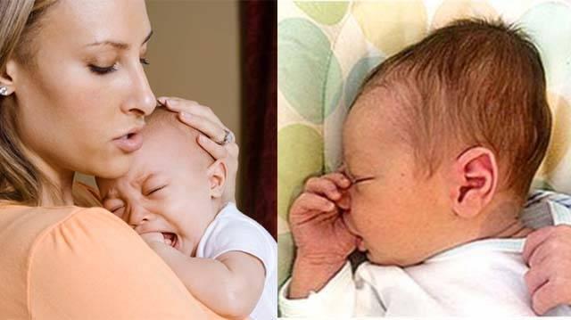 Причины и последствия кефалогематомы у новорожденного
