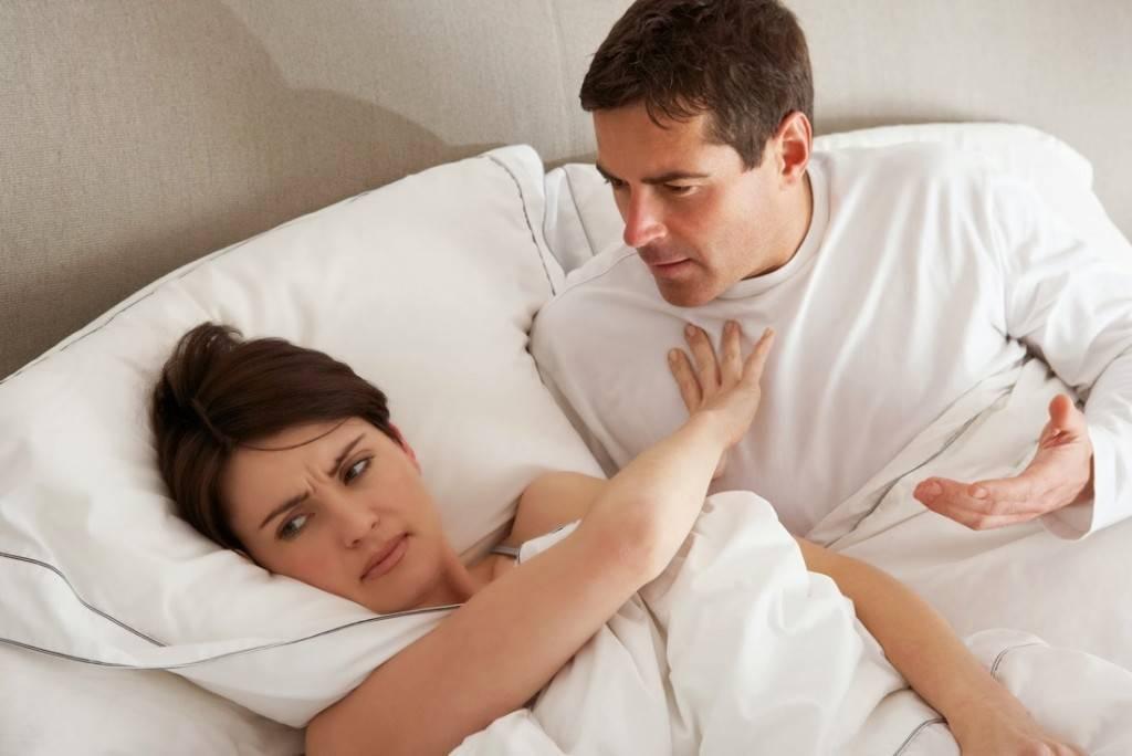 Жена не хочет близости: причины и способы решения проблемы.