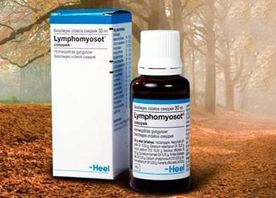 Лимфомиозот при аденоидах: чем эффективен препарат