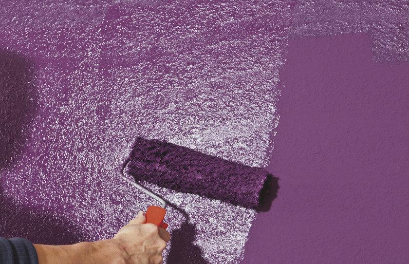 Декоративная краска для стен с эффектом песка: перламутровые покрытия с кварцевым песком, нанесение штукатурки и покраска