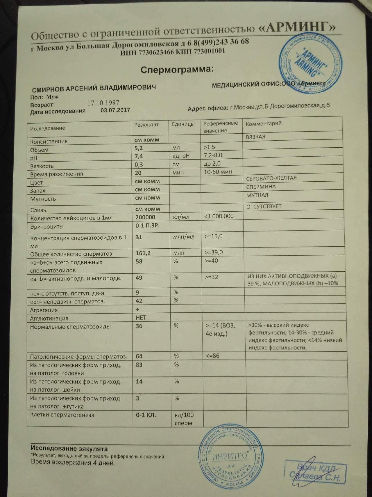 Фрагментация днк сперматозоидов, анализ фрагментации днк сперматозоидов в новосибирске