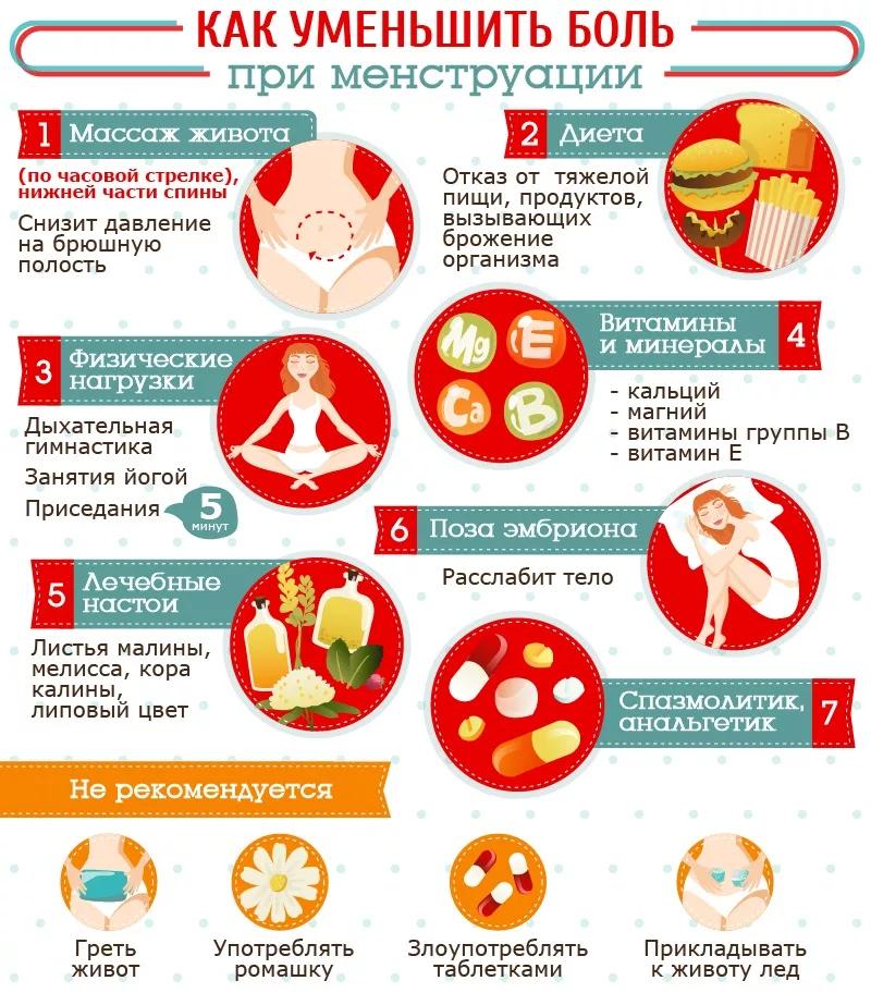 5 главных причин почему при месячных болит живот – cпросиврача