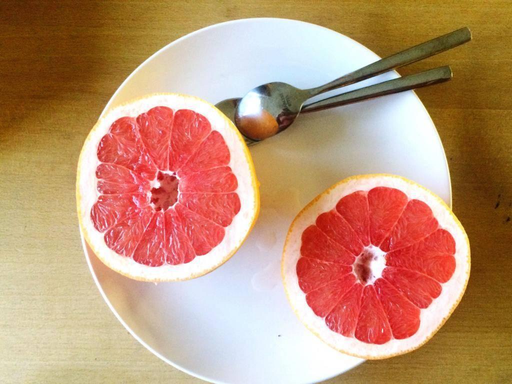 Грейпфрут: польза и вред для здоровья