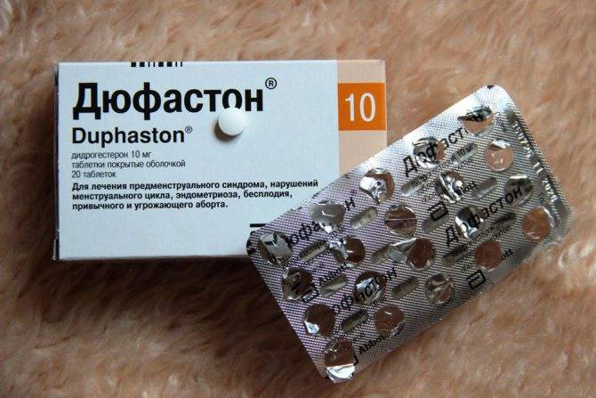 Дюфастон или норколут в менопаузе