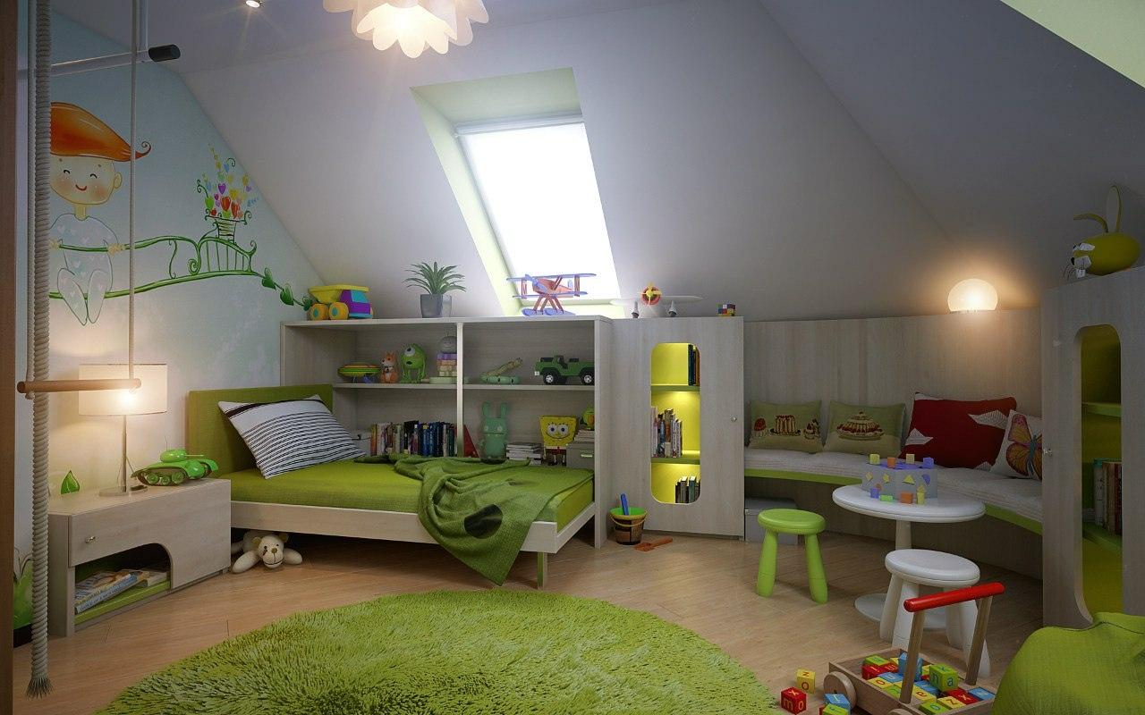 Детская комната 2020: топ-10 решений в дизайне (+75 фото)