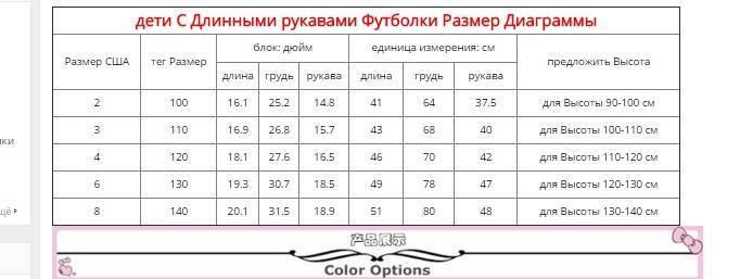 Как выбрать по размеру детскую обувь на «алиэкспресс»