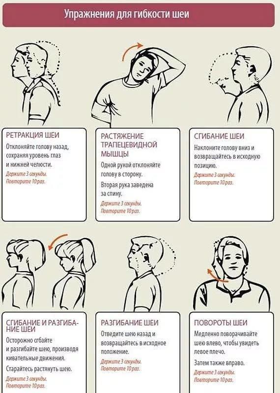 У ребенка болит шея - все о суставах
