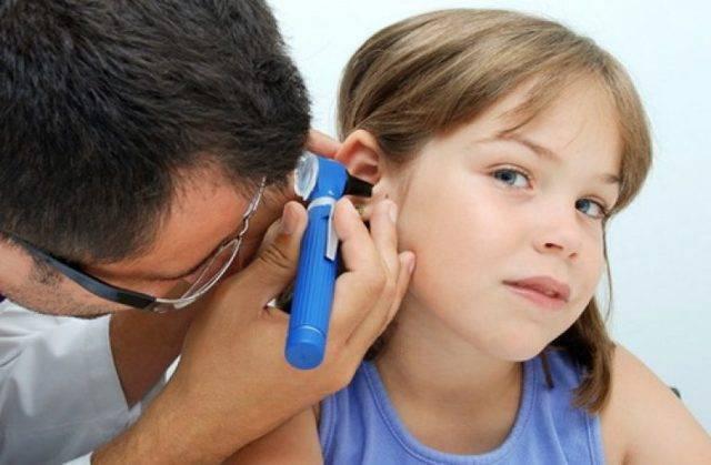Болит ухо у ребёнка? советы опытного врача