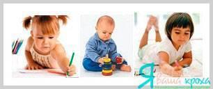 Правша или левша: как определить ведущую руку у ребёнка