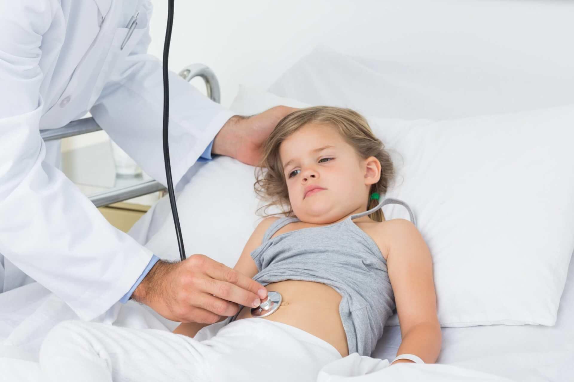 Симптомы и лечение ротавирусной инфекции у грудничка
