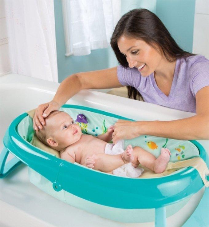Ванночка для купания новорожденных: какую ванну для новорожденного купить.    ванночки для купания новорожденных фото   метки: нужный, нужный