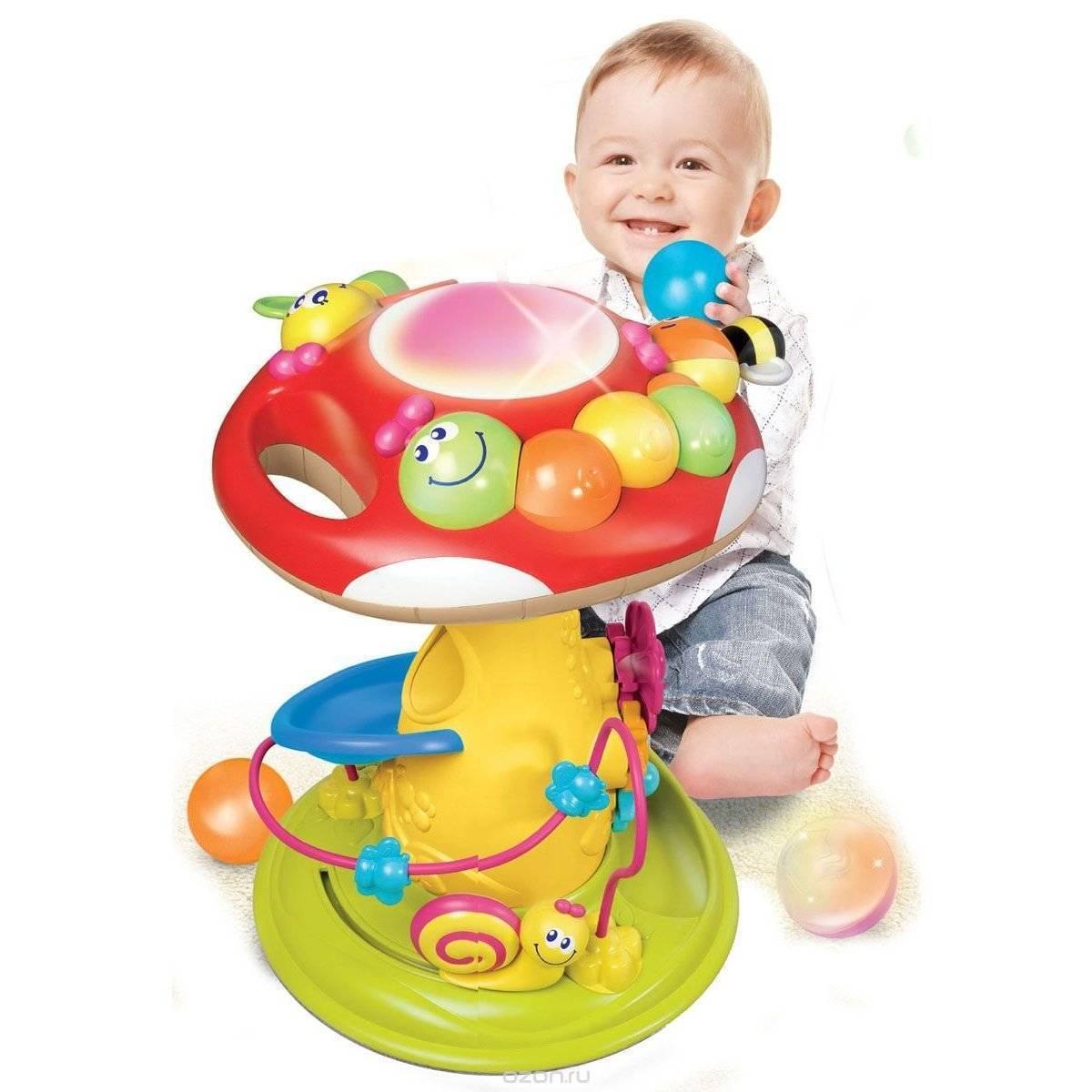 Топ-15 лучших развивающих игрушек для детей от 1 года