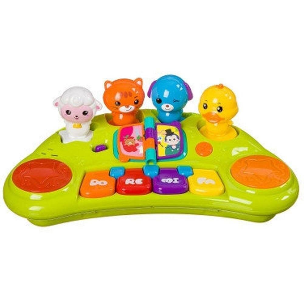 Лучшие игрушки в подарок малышам от 1 до 3 лет