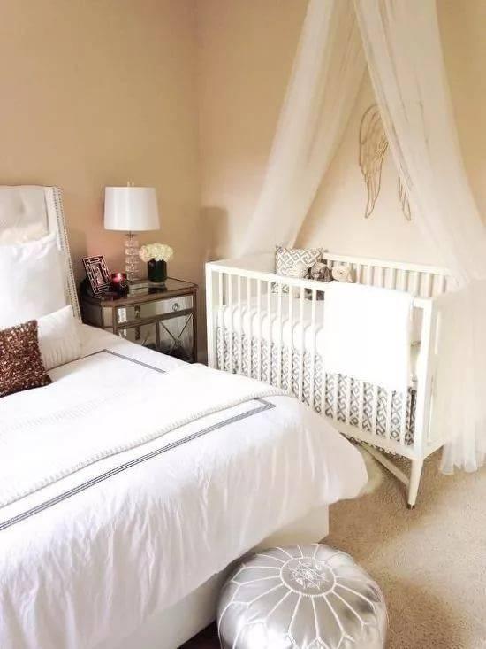Спальня с детской в одной комнате – грамотное совмещение