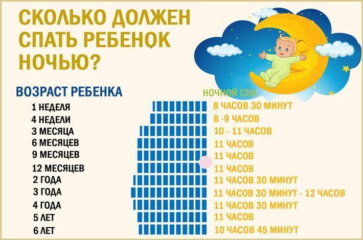 Сколько должен спать ребенок в 6 месяцев: продолжительность сна, особенности и рекомендации