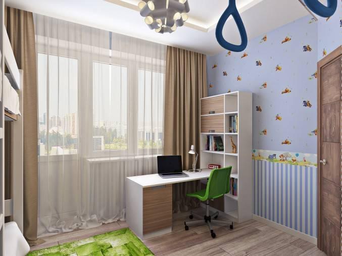 Детская 12 кв. м. – как сделать красивый ремонт? 130 фото практичных идей 2020
