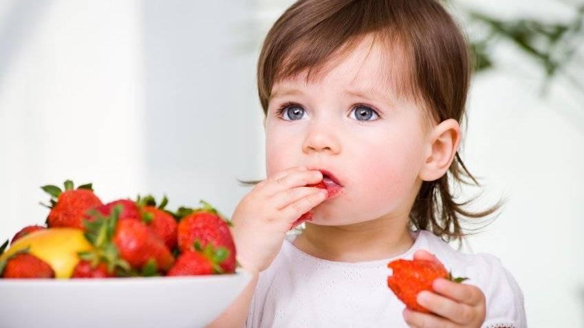 Аллергия на клубнику у детей и взрослых: как она проявляется