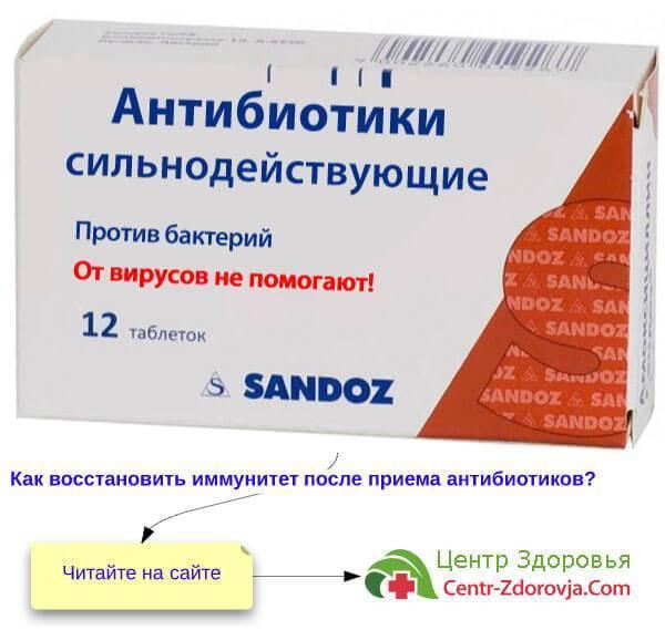 После антибиотиков: лечение дисбактериоза, восстановление микрофлоры кишечника. пробиотики. пребиотики
