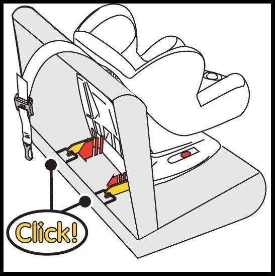 Как установить детское автокресло в машину: установка на заднее и на переднее сиденье