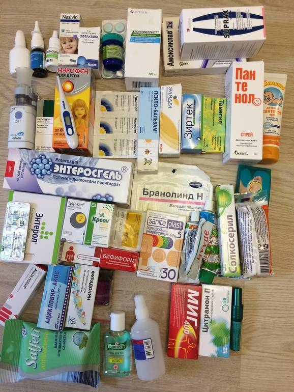 Аптечка на дачу, в дорогу, в поход. что должно быть в аптечке. список лекарств для дорожной аптечки.