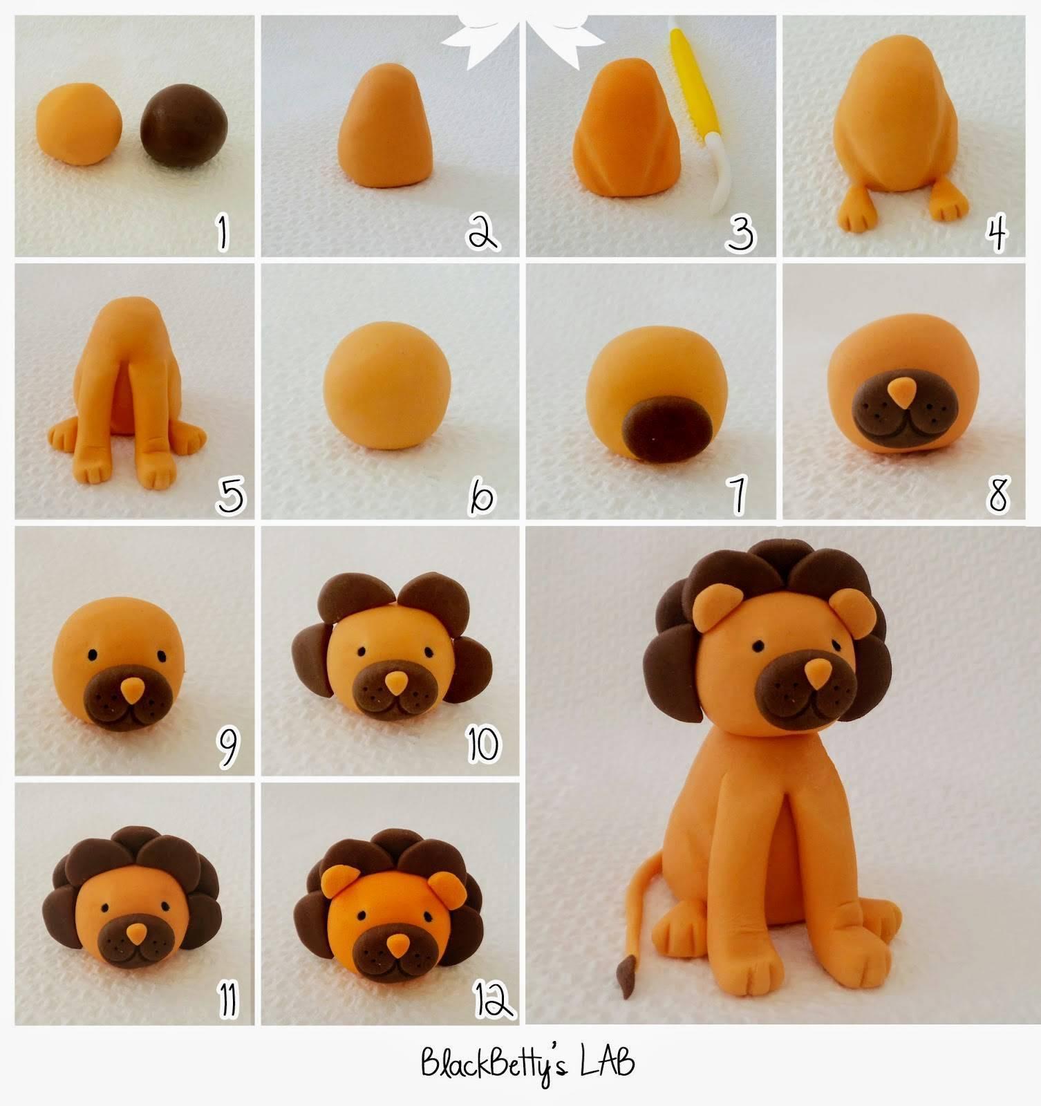 Лепка из пластилина для детей 2 — 4 лет — коробочка идей и мастер-классов