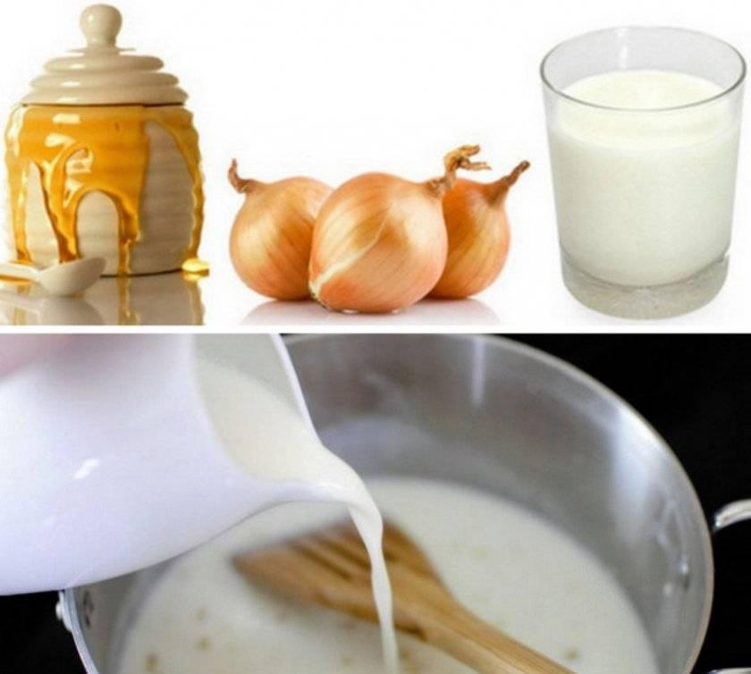 Лук от кашля: эффективность рецептов лукового отвара с добавлением меда и сахара, лечение взрослого и ребенка