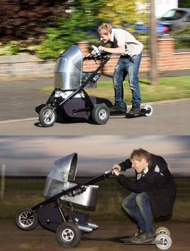 Стильные детские коляски. новые тенденции дизайна колясок