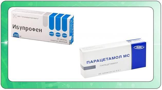 Нурофен или парацетамол - что лучше при температуре