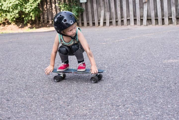 Как научиться кататься на скейте, инструкции, техника безопасности