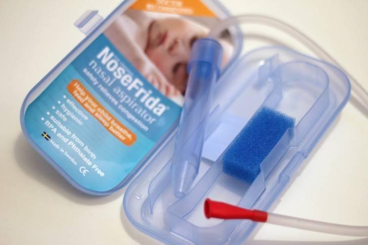Как пользоваться назальным аспиратором для новорожденных