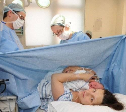 Первые дни после родов – как не растеряться маме?