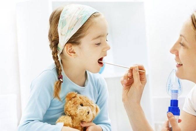 Чем лечить горловой кашель ребенку zdcentr.ru