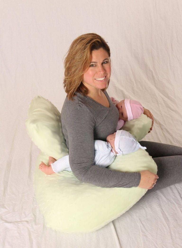 Подушка для кормления двойни своими руками - подушка для кормления своими руками - запись пользователя елизавета (id1351083) в сообществе шитье в категории шьем будущему малышу - babyblog.ru