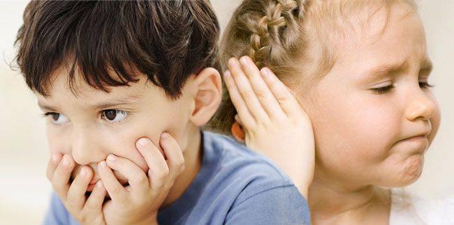 Неврозы и тики у детей