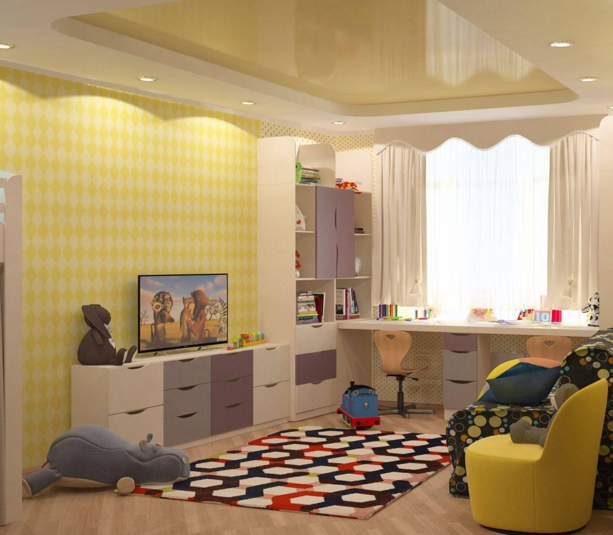 Детская комната 5 кв. м: 30 реальных фото и советы по дизайну