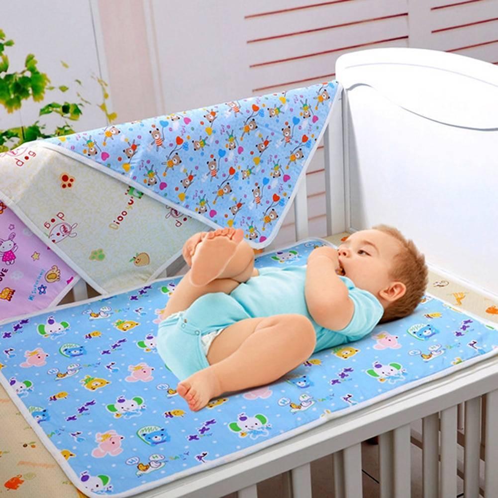 Выбираем матрас для детской кроватки