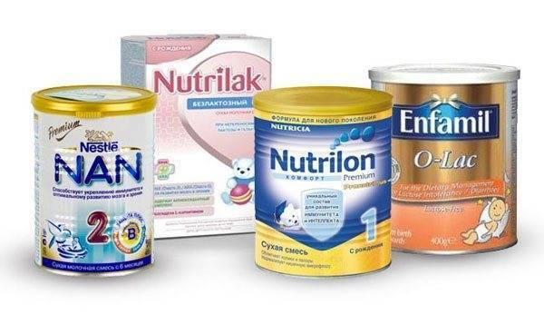 Топ-5 названий смесей для новорожденных на козьем молоке и описание их свойств