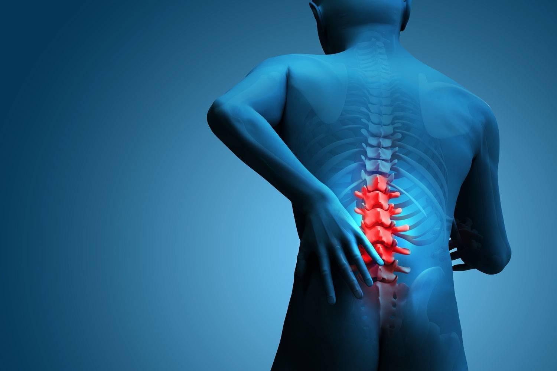 Грудной остеохондроз: симптомы, лечение, причины, стадии
